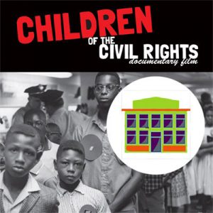 Children of the Civil Rights for Public Libraries DVD Cover