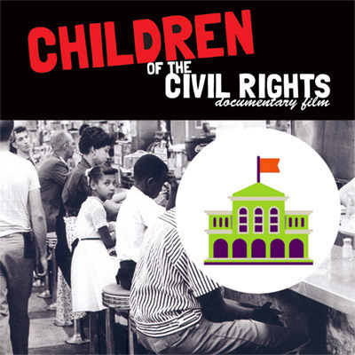 Children of the Civil Rights for University Libraries DVD Cover