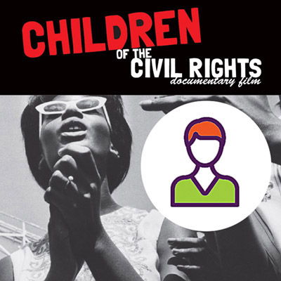 Children of the Civil Rights for Individuals DVD Cover
